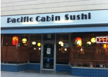 Riverside sushi Pacific Cabin Sushi