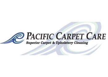Orange carpet cleaner Pacific Carpet Care