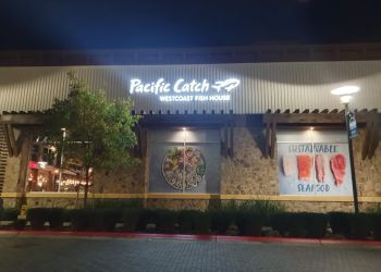 Santa Clara seafood restaurant Pacific Catch