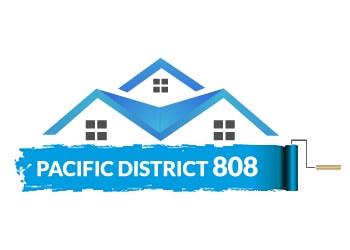 Honolulu painter Pacific District 808