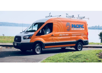 Seattle security system Pacific Fire & Security Inc.