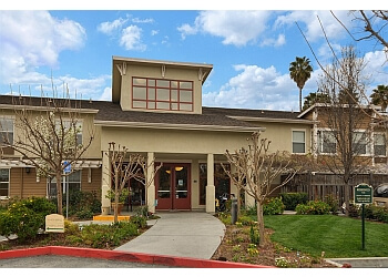 Santa Clara assisted living facility Pacific Gardens