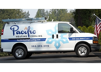 Tacoma hvac service Pacific Heating & Cooling