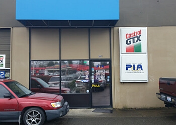 Tacoma car repair shop Pacific Import Auto