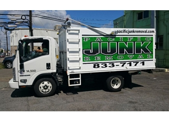Honolulu junk removal Pacific Junk Removal