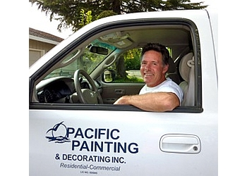 Stockton painter Pacific Painting & Decorating Inc.