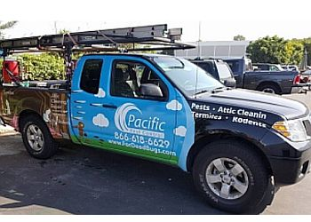 Huntington Beach pest control company Pacific Pest Control