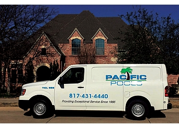 Fort Worth pool service Pacific Pools