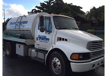 Honolulu septic tank service Pacific Pumbing & Septic Services