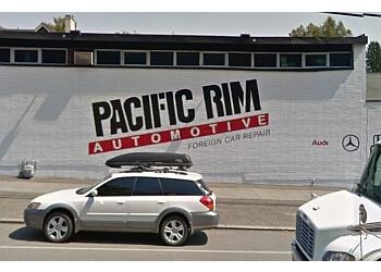 Seattle car repair shop Pacific Rim automotive inc.