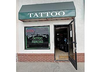 Torrance tattoo shop Pacific Sangha Tattoo