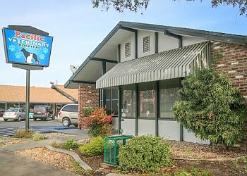 Stockton veterinary clinic Pacific Veterinary Hospital