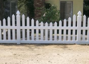 Glendale fencing contractor Pacific Vinyl Fences