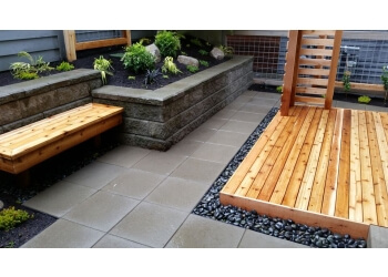 Seattle landscaping company Pacifica Landscapes