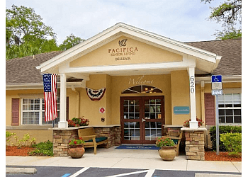 Clearwater assisted living facility Pacifica Senior Living Belleair