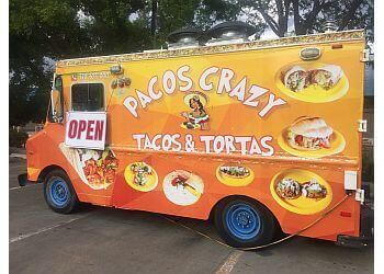 Fort Collins food truck Pacos Crazy Tacos & Tortas