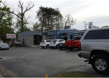 Chattanooga auto body shop Padgett's Red Bank Body Shop