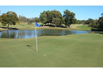 Tulsa golf course Page Belcher Golf Course
