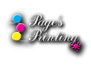 San Antonio printing service Page's Printing