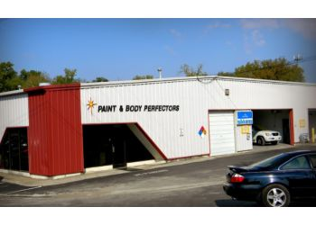 Nashville auto body shop Paint & Body Perfectors