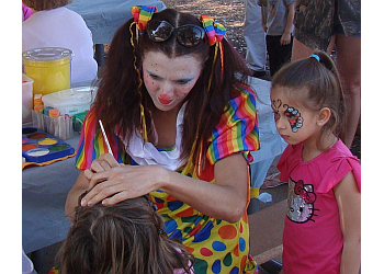 St Petersburg face painting Paint Me Happy Entertainment