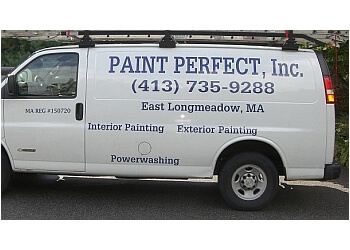 Springfield painter Paint Perfect, Inc.