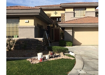 Las Vegas painter Paint Pros LTD.