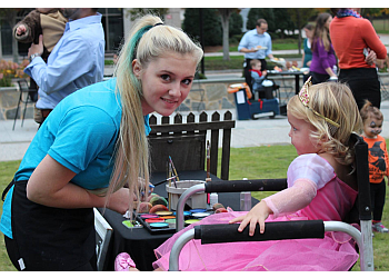 Durham face painting Paint Savvy