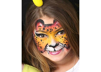 Bridgeport face painting Painted You Event Entertainment