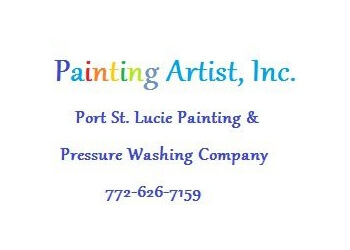 Port St Lucie painter Painting Artist, Inc.