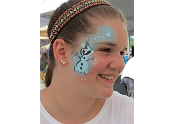 Nashville face painting Paintopia Face and Body Painting