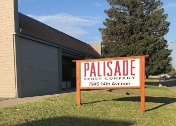 Sacramento fencing contractor Palisade Fence Company
