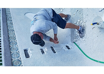 West Palm Beach pool service Pool Guys of Palm Beach