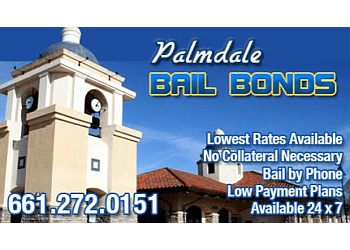 Palmdale bail bond Palmdale Bail Bondsman