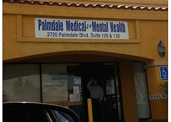 Palmdale addiction treatment center Palmdale Medical & Mental Health