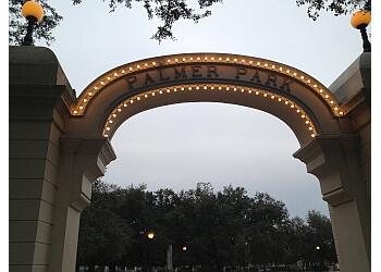 New Orleans public park Palmer Park
