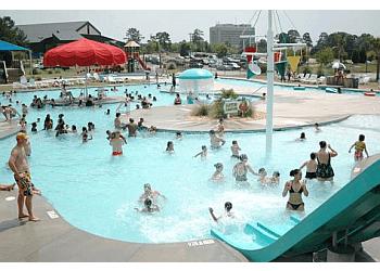 Columbia amusement park Palmetto Falls Water Park