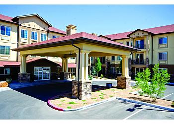 Albuquerque assisted living facility Palmilla Senior Living