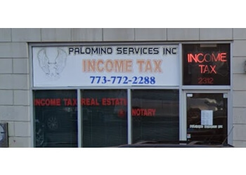 Chicago tax service Palomino Services Inc.