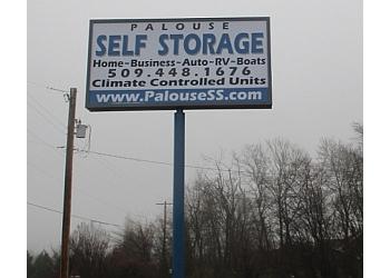 Spokane storage unit  Palouse Self Storage