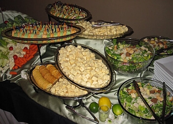 Overland Park caterer Pamper'd Palate Catering