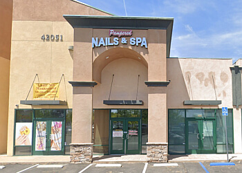 Pampered Nails & Spa