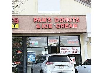 Santa Clarita donut shop Pam's Donuts & Ice Cream