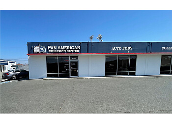 Fremont auto body shop Pan American Collision Center