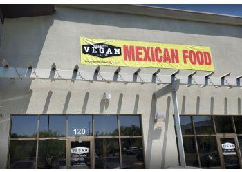 Henderson vegetarian restaurant Pancho's Vegan Tacos