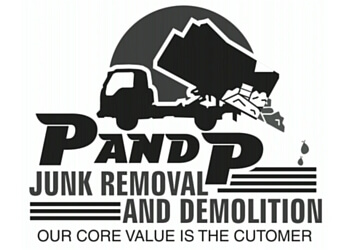 Norfolk junk removal P and P Junk Removal and Demolition Services