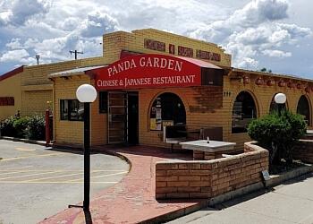 Boise City japanese restaurant Panda Garden