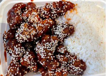 Stamford chinese restaurant Panda Garden