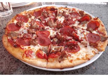 Huntsville pizza place Pane E Vino Pizzeria