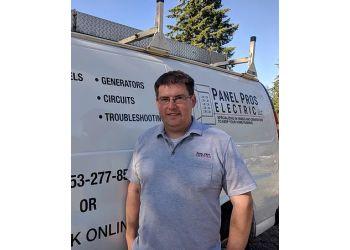 Kent electrician Panel Pros Electric LLC